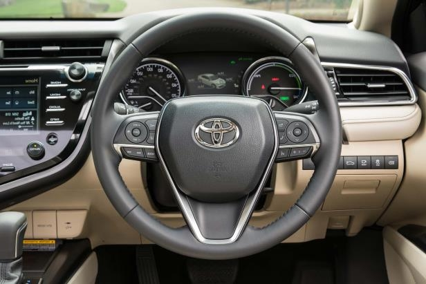 Reviews: 2018 Toyota Camry First Drive Review: Boldly Going