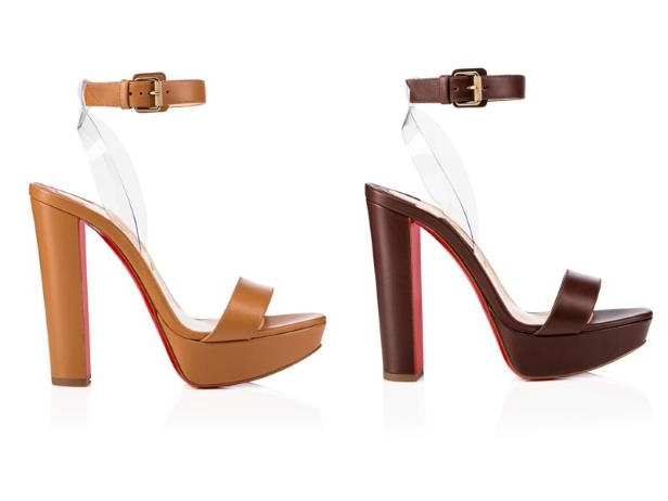 461d5a869d1b Style  Christian Louboutin Debuts High Heel Sandals for a Range of ...