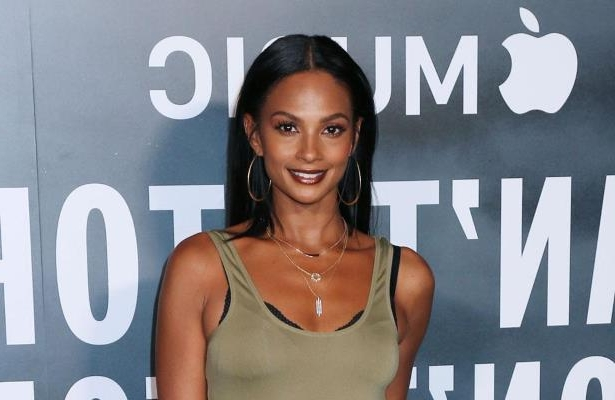 5635582d7a53 Wedding  Alesha Dixon hopes to  inspire  daughter - PressFrom ...