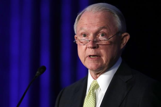 U.S. Attorney General Jeff Sessions said the Trump administration will return to the Supreme Court to