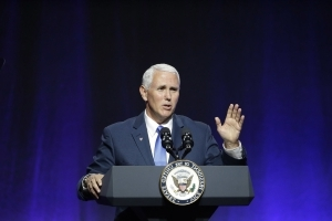 Vice President Pence Lobbies Governors to Support Senate Health Care Bill