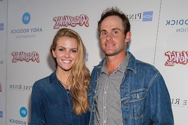Entertainment Brooklyn Decker And Andy Roddick Are