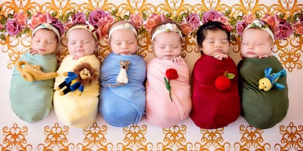 64455e5cfd55f Itty-Bitty Disney Princesses Are Brought to Life in Enchanting Photo Shoot