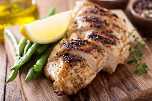 Do you know the trick for perfectly juicy grilled chicken?