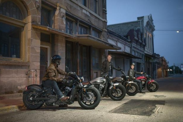 Motorcycles: 2018 Indian Scout Bobber - PressFrom - US