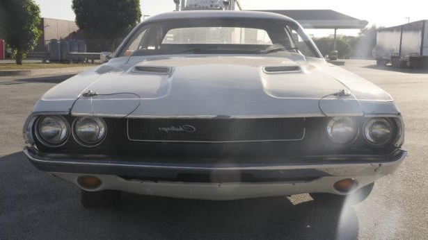 Classics: Garage-Find 1971 Dodge Challenger from Tarantino's
