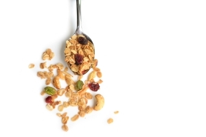 Gluten-Free Granola Has More Fat Than a Spoonful of Butter