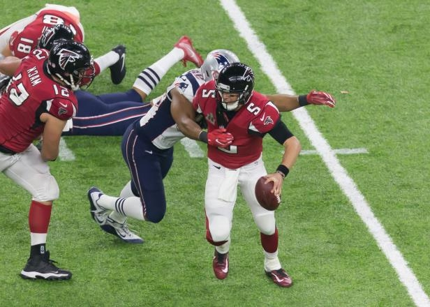 f7a8cd4e5 Sport  How Falcons are handling worst loss in Super Bowl history ...