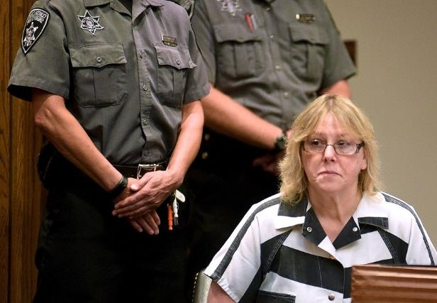 Crime: Husband of Joyce Mitchell, who helped 2 NY inmates