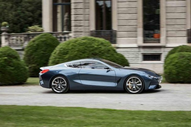 Auto Shows: BMW Concept 8 Series to Make North American