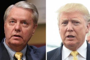 Trump: Graham telling 'disgusting lie' about my Charlottesville remarks