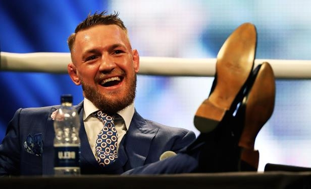 Image result for How Conor McGregor turned smack talk into a $150,000,000+ empire