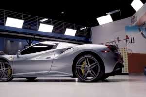 Kylie Jenner's West Coast Customs Ferrari 488 Spider is Surprisingly Tasteful