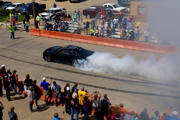 Enthusiasts: Camaros Invade Sturgis for the 2017 Rally