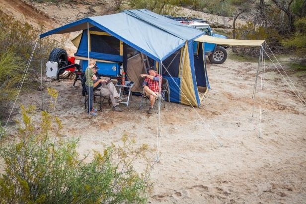 Enthusiasts: 11 Off-Road Camping Options That Make