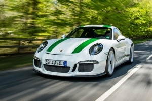 'Purist' Porsche 911 destined for regular line-up