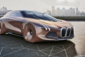 BMW Is Going Offensively Electric