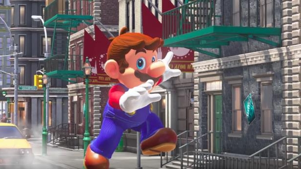 Technology Super Mario Odyssey S New Feature Proves It Was