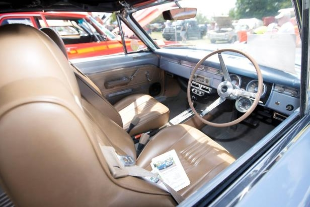 Slide 46 of 58: 047-1965-plymouth-valiant-signet-convertible-interior.jpg