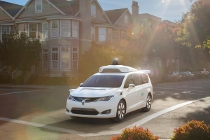 U.S. Issues Guidelines on Self-Driving Cars