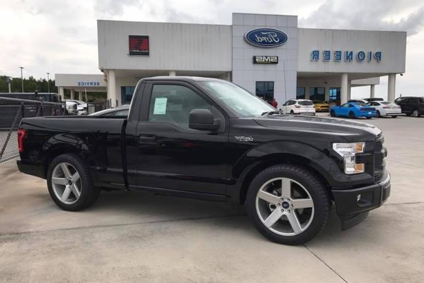 Enthusiasts Ford Dealership Builds F 150 Lightning That Fomoco Won