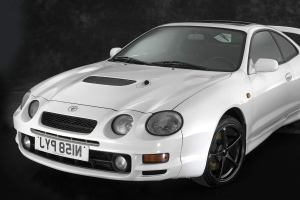 Toyota Files For a Trademark on 'Celica'
