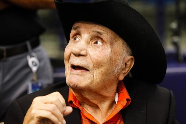 Entertainment: Jake LaMotta, 'Raging Bull' boxing legend