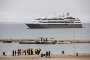 Arctic cruise tourism comes of age