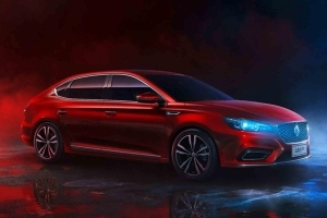 New MG6 launches in China ahead of UK debut
