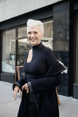 Style: Maye Musk Makes History as the Newest Face of CoverGirl at