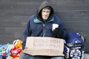 Britain facing 'worst winter homelessness crisis in 20 years'