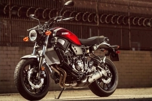 The Sport Heritage Yamaha XSR700 is Coming to the U.S.