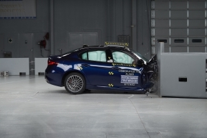 Alfa Romeo Giulia Named Top Safety Pick+ by IIHS