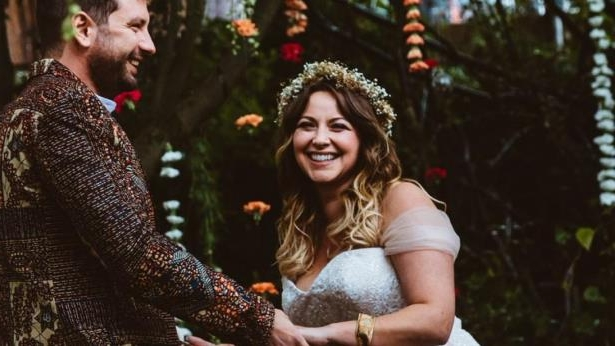 Entertainment Charlotte Church Marries Johnny Powell See