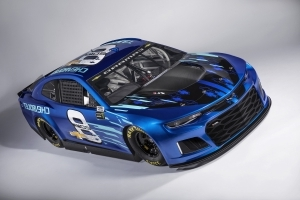 Chevrolet's New NASCAR Race Car Will Look Like a Camaro ZL1