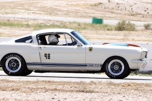 Former Shelby employees plan continuation 1965 Shelby GT350R