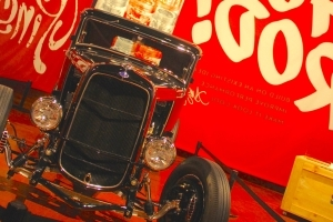Hot Rods, Punk Rock, and Toy Robots At the Henry Ford Museum