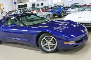 Is The Last Chevrolet C5 Corvette Ever Made Worth a Cool $1 Million to You?