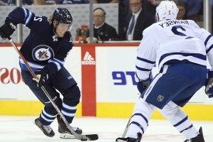 Laine 'ashamed' after Jets loss to Maple Leafs