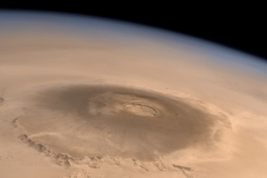 Mars' Ancient, Slow-Growing Monster Volcanoes Are Revealing Red Planet's Secrets