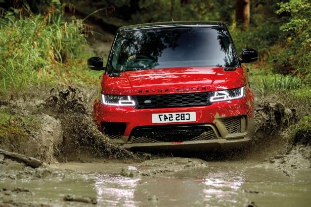 Range Rover Sport SVR and hybrid lead revised model line-up
