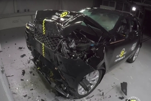 Range Rover Velar scores Euro NCAP five-star rating
