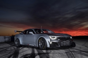 The Chevrolet Camaro GT4.R Race Car is Now For Sale