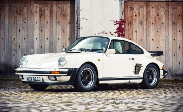 Enthusiasts: The Hellion: 1985 Porsche 911 Turbo SE Owned by Judas