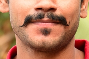 The Real Reason Men Are Posting Mustache Selfies On Twitter Today