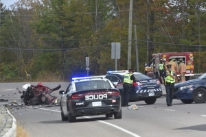 Two people killed in crash in Milton, Ont. following police pursuit