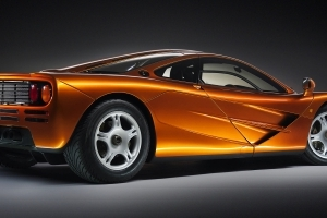 What's wrong with this McLaren F1 photo?