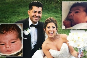 Bride and Groom Were Born at the Same Hospital on the Same Day 27 Years Ago