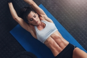 Researchers Discover The Best Exercise To Get A Flat, Toned Stomach