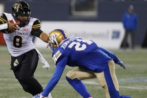 CFL Power Rankings Week 17: Tiger-Cats hanging on in East race